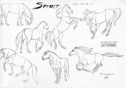Spirit character references by Baxter